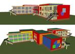 Проект за фасадата на ОДЗ № 179