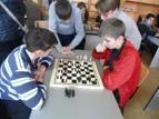 Ученически спортни игри - шах