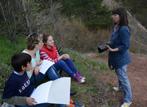 Първи детски пленер по фотография