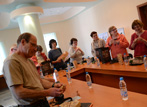 Посещение на френска делегация