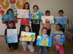 Пролетно рисуване в Доброславци