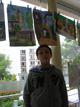 Деца от Курило на участие в Детски пленер Пещера 2013