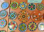 Изложба рисувана керамика на деца от 170 СОУ