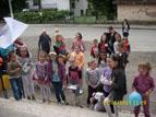 Тържество по повод 1 юни в Мировяне