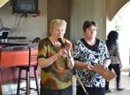 Преглед на художествената самодейност в пенсионерските клубове от Нови Искър