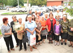 Откриване на нов пенсионерски клуб в Курило