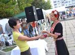 Награждаване на участниците в програмата на събора на кв. Кумарица
