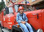 Младежка противопожарна команда