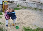 Акция по изграждане на нова детска площадка в Кубратово