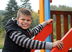 Нова детска площадка в Кубратово