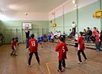 Районни ученически игри 2013/2014 г. - волейбол