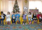 Джужетата на Дядо Коледа гостуват в Световрачане