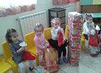 Коледни детски усмивки в ЦДГ в село Кътина