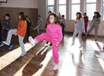 Един урок по физическо в 171 ОУ Стоил Попов