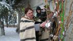 1.JPG - <p>Честване на празника Трифон Зарезан в село Кътина - 5 февруари 2012 година</p>