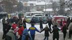 11.JPG - <p>Честване на празника Трифон Зарезан в село Кътина - 5 февруари 2012 година</p>