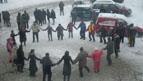 12.JPG - <p>Честване на празника Трифон Зарезан в село Кътина - 5 февруари 2012 година</p>