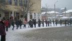 14.JPG - <p>Честване на празника Трифон Зарезан в село Кътина - 5 февруари 2012 година</p>