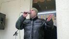 7.JPG - <p>Честване на празника Трифон Зарезан в село Кътина - 5 февруари 2012 година</p>
