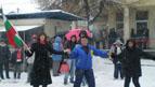 8.JPG - <p>Честване на празника Трифон Зарезан в село Кътина - 5 февруари 2012 година</p>