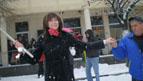 9.JPG - <p>Честване на празника Трифон Зарезан в село Кътина - 5 февруари 2012 година</p>