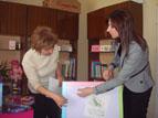 Дарение на играчки в детски градини от района