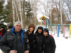 5.jpg - <p>Честване на празника Трифон Зарезан в село Кубратово 12.02.2012 г</p>