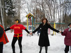 6.jpg - <p>Честване на празника Трифон Зарезан в село Кубратово 12.02.2012 г</p>