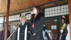 """1.JPG - <p>Кметът на район """"Нови Искър"""" Даниела Райчева поздравява гостите на празника</p>"""