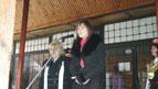 """3.JPG - <p>Кметът на район """"Нови Искър"""" Даниела Райчева поздравява гостите на празника</p>"""