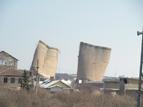 7-Разрушаването на кулите на бившата ТЕЦ в индустриалната зона на квартал Курило