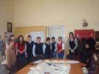 Среща с ръководството и учениците от 171 ОУ, кв. Кумарица