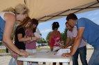 """Жителите на Кумарица гласуват в анкетата за проект """"Градът в миниатюри"""""""
