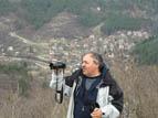 5 - Видният местен фотограф Веско Вълков - Вескони архивира похода