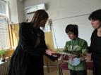 5 - Международен ден на детската книжка в 172 ОУ кв. Гниляне
