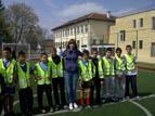Детски Великденски футболен турнир 14-15 април 2012 г.