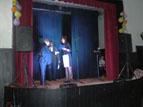 """3 - Кметът на район """"Нови Искър"""" Даниела Райчева приветства<br />учители и ученици по случай празника на училището"""