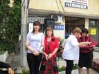 """2 - Кметът на район """"Нови Искър"""" Даниела Райчева <br />и кметът на село Чепинци Соня Стоянова"""