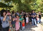 Откриване на нова детска площадка в Локорско