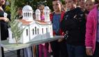 """Изложба на открито  """"Градът в миниатюри"""" - кв. Кумарица 15.10.2012 г."""