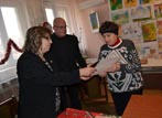 Дарителска акция р-н Нови Искър и сдружение Епископ Йосип Щросмайер